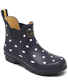 Women's Wellibobs Short Height Rain Boots from Finish Line