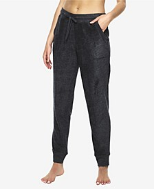Brushed Terry Jogger