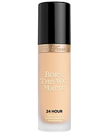 Born This Way Matte 24 Hour Foundation