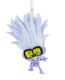 DreamWorks Trolls World Tour Tiny Diamond Christmas Ornament