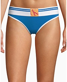 CK One Sock-Waistband Bikini Underwear QF5918
