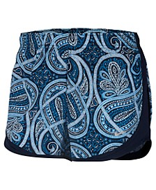 Women's Tempo Paisley Running Shorts