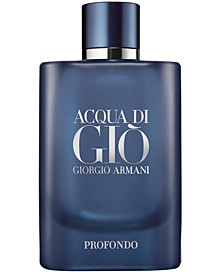 Men's Acqua di Giò Profondo Eau de Parfum Fragrance Collection