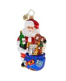 Santas European Adventure