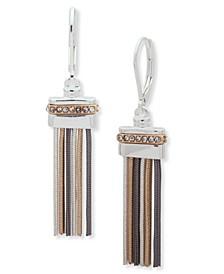 Tassel Linear Earring