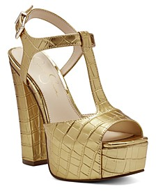 Palya Platform Dress Sandals