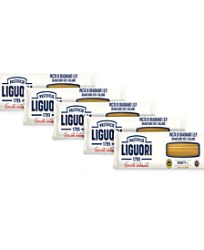 1975 - Spaghetti IGP Long Pasta Di Gragnano, 17.6 oz, Pack of 5