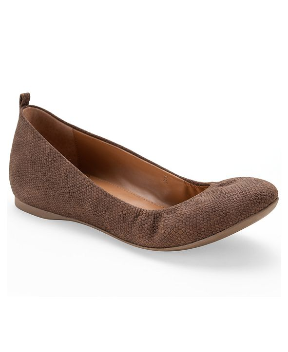 Style & Co Vinniee Hidden Wedge Flats, Created for Macy's