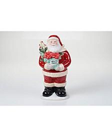 Christmas Story 3D Cookie Jar Santa