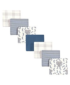 Baby Boys and Girls Blankets Pack of 7