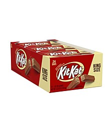King Size Wafer Bar, 3 oz, 24 Count