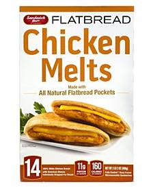 Melts Flatbread, 14 Pack