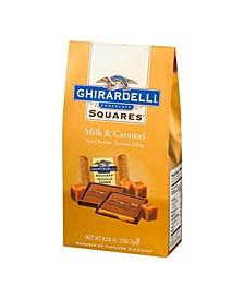 Chocolate Squares Milk Caramel, 9.04 oz, 2 Pack