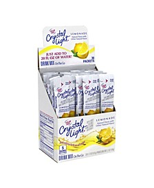 On-The-Go Sugar-Free Drink Mix Lemonade, 30 Count, 2 Pack