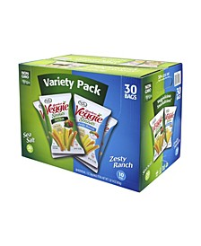 Garden Veggie Straws Variety Pack, 1 oz, 30 Count