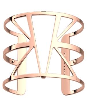 Triangular Openwork Wide Adjustable Cuff Ibiza Bracelet