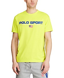 Polo Ralph Lauren Men's Big & Tall Logo T-Shirt
