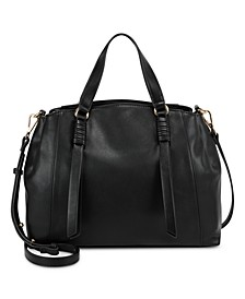 INC Elliah Satchel, Created for Macy's