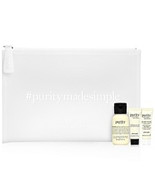 Receive a Free 4-PC Purity Gift with any $35 philosophy purchase! (A $32 value!)