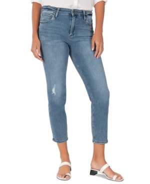 Kut From The Kloth KUT FROM THE KLOTH HIGH RISE MOM JEANS