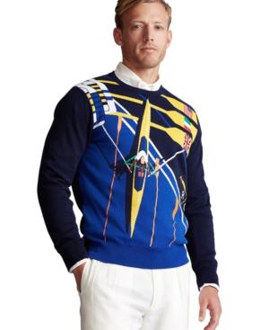 Polo Ralph Lauren Men's Rowing Sweater