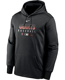 Men's San Francisco Giants Authentic Collection Therma Dugout Hoodie