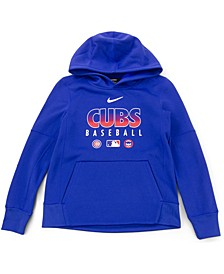 Youth Chicago Cubs Therma Fleece Hoodie