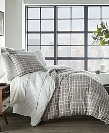 Sherman King Duvet Cover Set