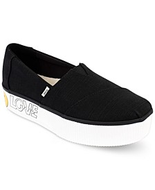 Alpargata Boardwalk Slip-On Sneakers