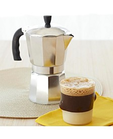 6 Cup Traditional Stovetop Espresso Maker