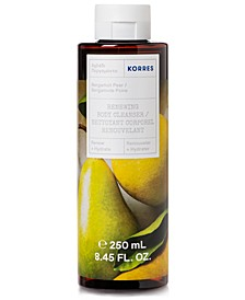 Bergamot Pear Renewing Body Cleanser, 8.45-oz.