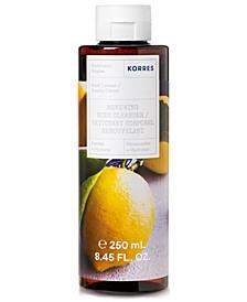 Basil Lemon Renewing Body Cleanser, 8.45-oz.