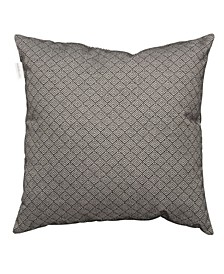 "Chevron Print 22"" x 22"" Outdoor Decorative Pillow"