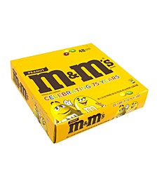Peanut M&M's, 1.74 oz Bag, 48 Count