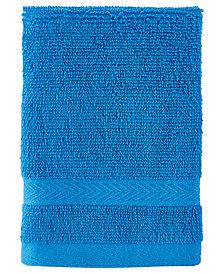 """Tommy Hilfiger Modern American 13"""" x 13"""" Cotton Washcloth"""