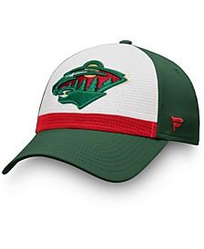 Minnesota Wild Breakaway Flex Cap