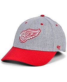 Detroit Red Wings Morgan Contender Stretch-fitted Cap