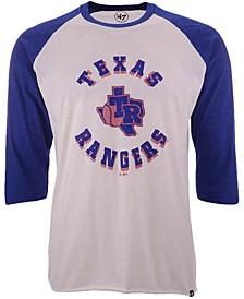 Texas Rangers Men's Coop Retrospect Raglan T-Shirt