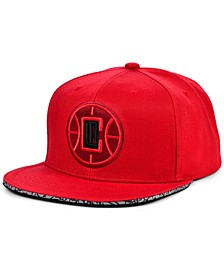 Los Angeles Clippers The Three Collection Cap
