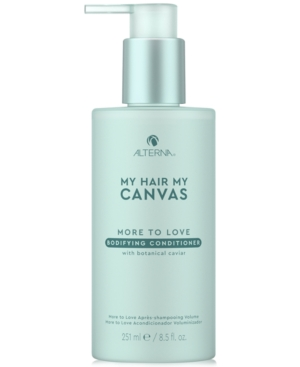 My Hair My Canvas More To Love Bodifying Conditioner