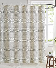 "Chase Shower Curtain, 72"" W x 72"" L"