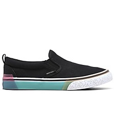 Women's Sparked - Cool As Ice Slip-On Casual Sneakers from Finish Line