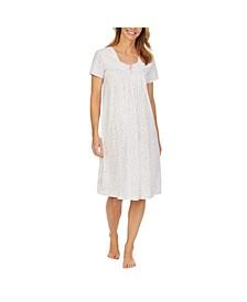 Cotton Waltz Nightgown
