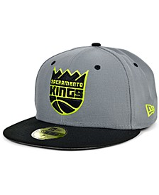 Men's Sacramento Kings Cyber Storm 59FIFTY-FITTED Cap