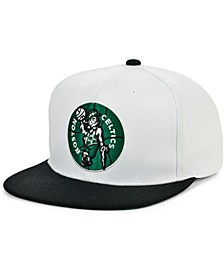 Men's Boston Celtics Fresh Crown Snapback Cap