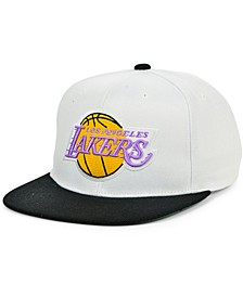 Los Angeles Lakers Fresh Crown Snapback Cap
