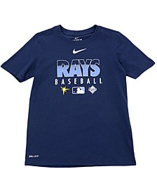 Tampa Bay Rays Youth Early Work T-Shirt