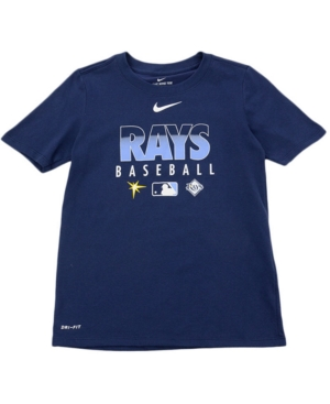 Nike Tampa Bay Rays Youth Early Work T-Shirt