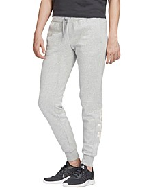 Women's Essentials Linear Fleece Pants