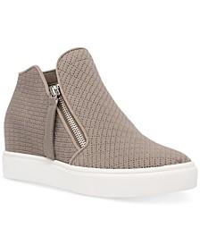 Women's Camden Knit Wedge Sneakers